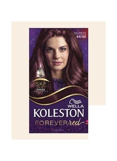 Koleston Koleston Kit Saç Boyası 44/46 Koyu Ateşli Kızıl Renksiz